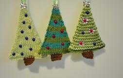 Juldekor med egna händer royaltyfri bild