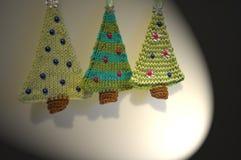 Juldekor med egna händer arkivbild
