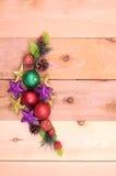Juldesign Arkivfoton