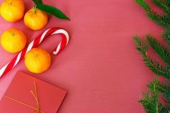 Juldesign - glad jul Juldesign - glade Chr Royaltyfria Bilder