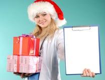 juldoktor fotografering för bildbyråer