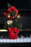 Julen är kommande Royaltyfri Bild