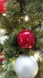 Julen är kommande Royaltyfri Fotografi