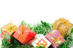julen dekorerar nya home idéer för garnering till Royaltyfria Foton