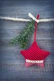 julen dekorerar nya home idéer för garnering till Royaltyfria Bilder