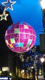julen dekorerar nya home idéer för garnering till arkivfoto