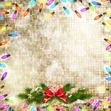 julen dekorerar nya home idéer för garnering till 10 eps Royaltyfri Foto