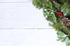julen dekorerar nya home id?er f?r garnering till fotografering för bildbyråer