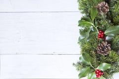 julen dekorerar nya home id?er f?r garnering till royaltyfri fotografi