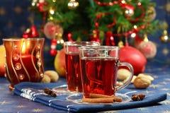julen dricker varmt Royaltyfri Foto