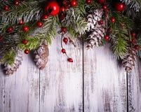 Julen gränsar design royaltyfri fotografi