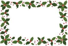 Julen inramar Arkivfoton