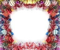 Julen inramar Royaltyfria Bilder