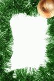 julen inramniner vertical Royaltyfria Bilder