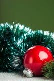Julen klumpa ihop sig Fotografering för Bildbyråer