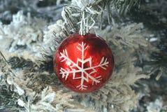 Julen klumpa ihop sig baublejulen för bakgrund 3d satte ihop fotografiskt verkligt framför julen dekorerar nya home idéer för gar Fotografering för Bildbyråer