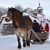 Julen marknadsför Fotografering för Bildbyråer