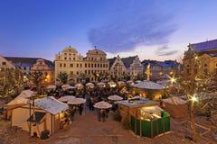 Julen marknadsför Bayern Royaltyfria Foton
