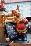 Julen marknadsför i Tyskland fotografering för bildbyråer