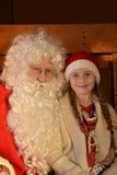 Julen marknadsför Royaltyfri Bild