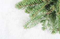 Julen och det nya året gränsar Royaltyfria Foton