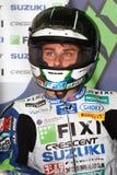 Jules Cluzel #16 on Suzuki GSX-R1000 with Fixi Crescent Suzuki Team Superbike WSBKSuperbike WSBK Stock Photos