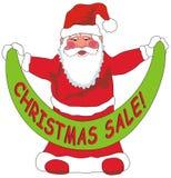 julförsäljning Fotografering för Bildbyråer