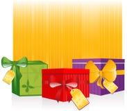 julförsäljning Arkivbild