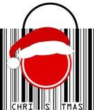 julförsäljningar royaltyfri illustrationer