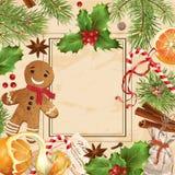 Julförsäljningsbaner Royaltyfri Bild