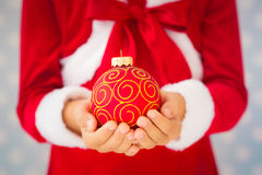 Julferiebegrepp royaltyfria bilder