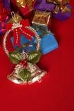 julgåva royaltyfri fotografi