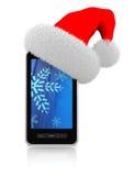 julgåvatelefon Arkivfoto