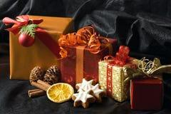 julgåvor arkivfoto