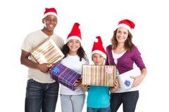 julgåvor royaltyfri fotografi