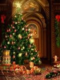 julgåvor Arkivbild