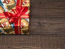 Julgåvor ar redan köpta och ar packade Arkivfoto