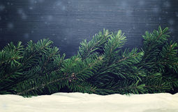 Julgarnering, ferier, nytt år och dekorbegrepp Royaltyfri Fotografi