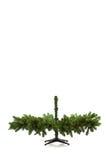 Julgran som är aktivering i 16 bildserie Royaltyfria Foton