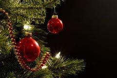 Julgrangarneringar Fotografering för Bildbyråer