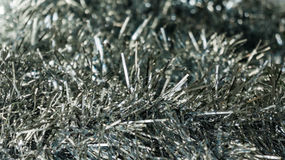 Julgranglitter Arkivfoto