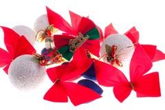 Julgranprydnadar royaltyfria bilder