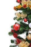 julgrantree Fotografering för Bildbyråer