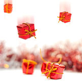 julgåvor Arkivbilder