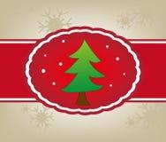 Julhälsningskort Arkivbilder