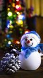 julhelgdagsaftongåvor semestrar många prydnadar Royaltyfri Foto