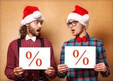 JulHipster Fotografering för Bildbyråer