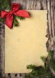 Julhälsningskort Arkivfoton