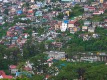 14. Juli 2013 Baguio-Stadt, auf der Insel Philippines' Luzon Stockbilder