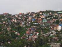 14. Juli 2013 Baguio-Stadt, auf der Insel Philippines' Luzon Lizenzfreies Stockbild